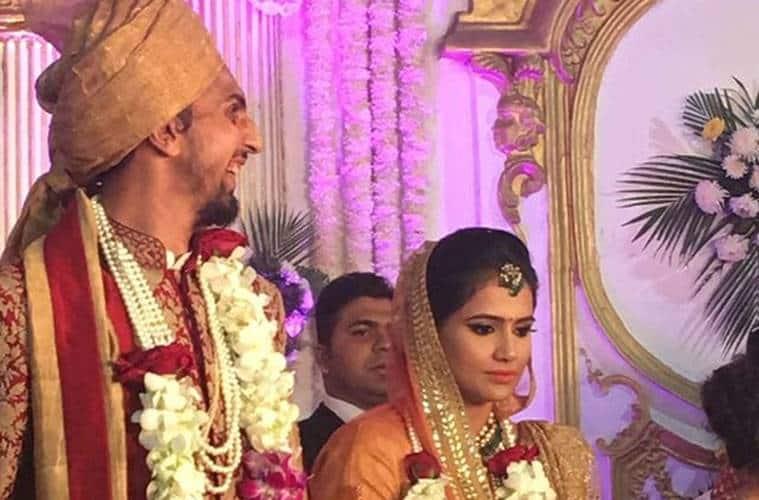 Ishant Sharma, Pratima Singh, Ishant Sharma Pratima Singh, Ishant Sharma wife, Ishant Sharma wedding, Ishant Sharma wedding pics, Ishant Pratima wedding pics, Ishant Pratima wedding photos, cricket photos, cricket news, sports news
