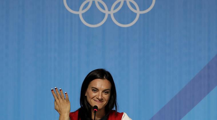 doping, russia doping, olympics doping, russia anti doping, olympics anti doping, wada, world anti doping agency, Yelena Isinbayeva, Yelena Isinbayeva doping, Yelena Isinbayeva wada, Yelena Isinbayeva olympics, sports news