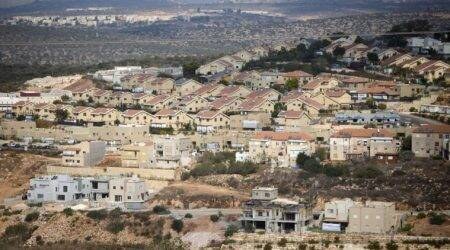 United Nations envoy says Israel ignoring UN demand to halt settlements
