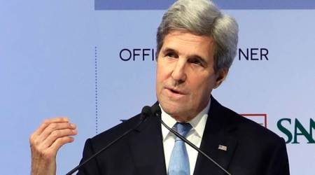 John Kerry, Former Secretary of State John Kerry, US Former Secretary of State John Kerry, Iran, Iran Nuclear Deal, World News, Latest World News, Indian Express, Indian Express News