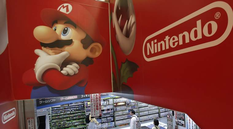 Nintendo's mobile Mario game sets download record but