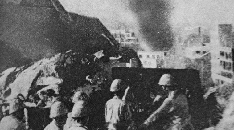 Hong Kong Invastion in World War 2, Invasion of Hong Kong , World War II isvasion of Japan, Hong Kong a British Colony, Latest news, Japanese invasion of Hong Kong, latest news, International news, World news