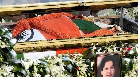 Tamil Nadu CM says Jayalalithaa's death will be probed by commission headed by retired judge