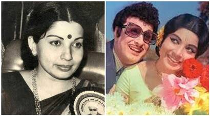 J Jayalalithaa: Rare and unseen images from her film career, see pics