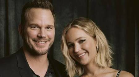 Jennifer Lawrence wants Chris Pratt to play her brother in next film