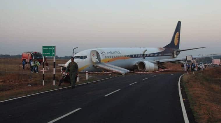 गोवा एयरपोर्ट दोपहर तक के लिए बंद