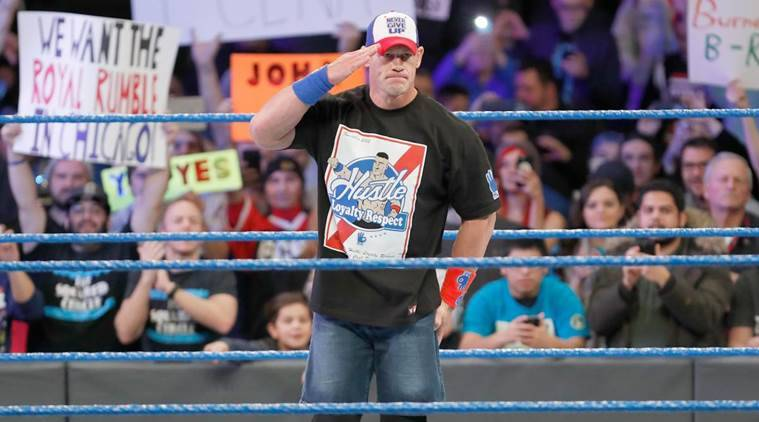 wwe smackdown, smackdown, wwe smackdown live, wwe smackdown results, smackdown results, smackdown matches, john cena, john cena returns, royal rumble, wwe news, sports news