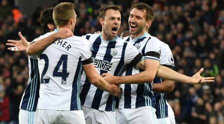 West Bromwich Albion, Tony Pulis, Jonny Evans, English Premier League
