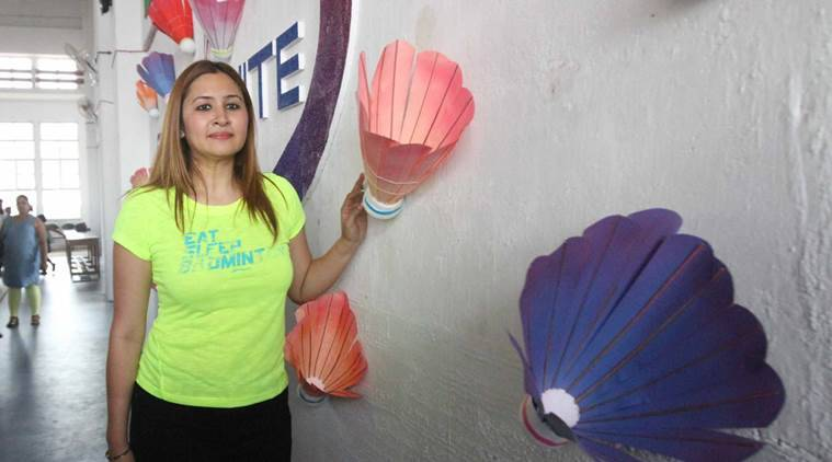 jwala gutta, gutta, BAI, badminton association of india, doubles badminton, singles badminton, sports news, indian express