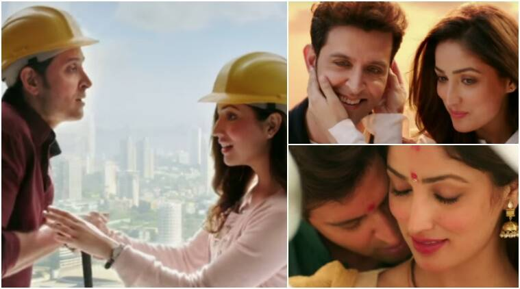 Kaabil new song, Kaabil Hoon, Hrithik Roshan new song, Kaabil hoon video, Kaabil Hoon Yami Gautam, yami-hrithik song, kaabil songs, hrithik roshan kaabil, hrithik-yami chemistry kaabil, rakesh roshan kaabil, kaabil music, kaabil hoon singers, kaabil hoon lyrics, kaabil release date, kaabil director, kaabil producer, hrithik roshan, hrithik roshan news, hrithik roshan updates, bollywood news, bollywood updates, entertainment news, indian express news, indian express