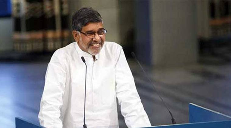 Nobel laureate Kailash Satyarthi, kailash satyarthi on children safety, safety of Children in India, Kasilash Satyarthi news, kailash satyarthi, Kailash Satyarthi on Jammu and Kashmir, pellet injuries, pellet guns, kashmiri separatists, nobel laureate kailash satyarthi, kashmir children, kashmiri children, kashmir, Kashmir unrest, india news, indian express, indian express news, Kashmir news, J&K news