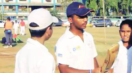 kalyan cricketer, mumbai cricketer, cricket news mumbai, Pranav Dhanawade, Pranav Dhanawade cricketer mumbai, mumbai news, sports news, indian express, india news