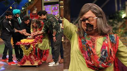Kapil Sharma Show: It is 'Nani' Ali Asgar's birthday and Sunny Deol was there to celebrate it