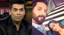 Koffee With Karan Season 5: Mira Rajput revealed a lot about Shahid Kapoor on Karan Johar's show