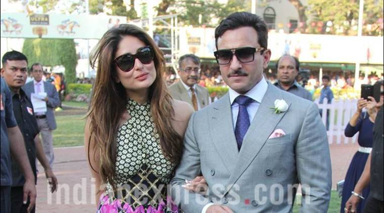 Kareena and Saif named their baby Taimur