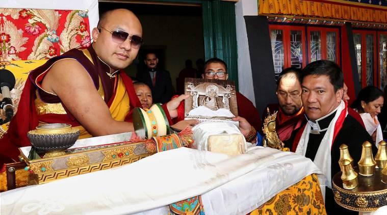 Karmapa, Karmapa Arunachal visit, Tibetan spiritual leader visit, Arunachal Pradesh, India-China relations, Tibet issue, india news, latest news, indian express