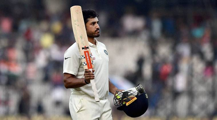 Ranji Trophy 2017, Karun Nair, Karnataka vs Hyderabad, Maharashtra vs UP, Suresh Raina, Rahul Tripathi, Cricket news, Indian Express