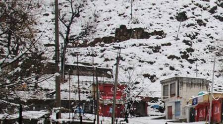 Temperature below freezing point across Valley; Leh coldest at minus 13.6 deg C