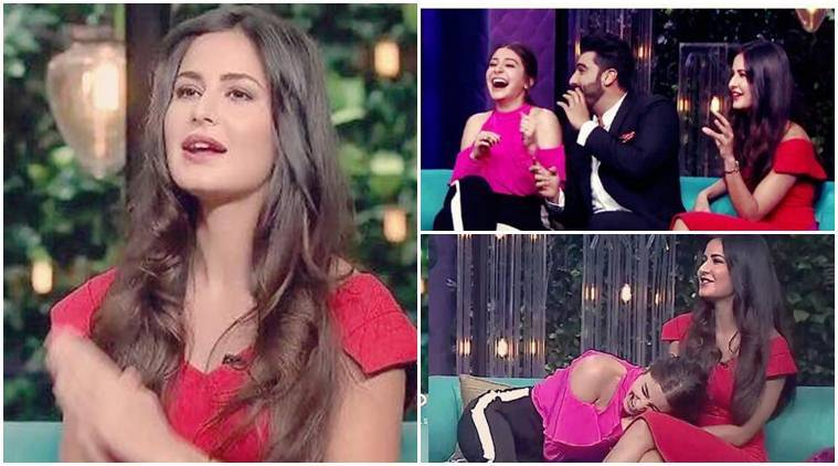 Image result for katrina kaif koffee with karan
