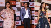 shah rukh khan, deepika padukone, alia bhatt, varun dhawan, nickelodeon kids choice awards, kids choice awards, srk alia bhatt, srk kids choice awards, nichelodeon kids choice awards winners, first nickelodeon kids choice awards 2016, indian express, indian express news