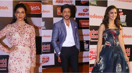 Shah Rukh Khan, Deepika Padukone, Alia Bhatt: Our 5 favourite looks from this Mumbai awards night