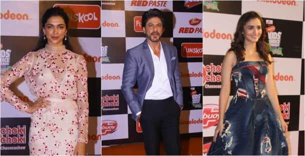 Shah Rukh Khan, Deepika Padukone, Alia Bhatt: Our 5 favourite looks from this Mumbai awards night