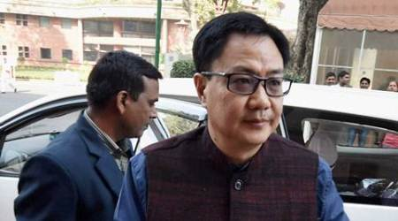 Kiren Rijiju asks AP government to hold independent inquiry on  engineering student's death inRajasthan