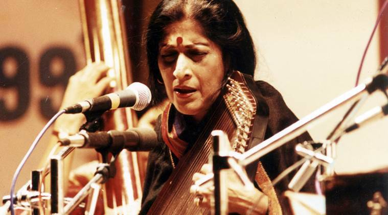 As she learnt from her mother and other gurus, Kishori Amonkar began to look for her own style, where she put emotion first. (Source: Express archive)