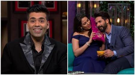 Koffee with Karan: Shahid Kapoor's wife Mira replies to Karan Johar's 'dirty' question like a boss