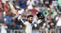 Virat Kohli takes charge, puts India in control in Mumbai