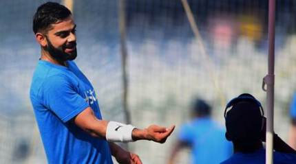 Rahul, Vijay will open in Mumbai Test: Kohli