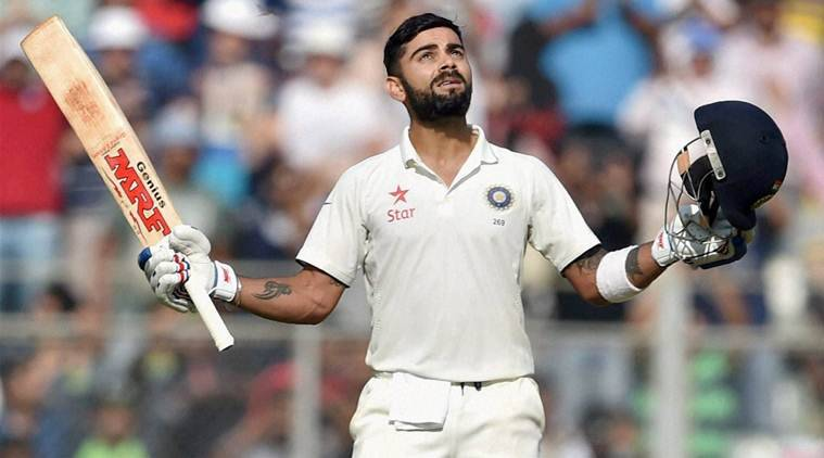 Virat Kohli Scores Third Double Century Of 2016 Third As