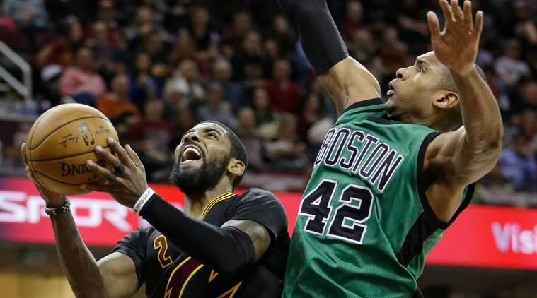 Kyrie Irving, Irving, Cleveland Cavaliers vs Boston Celtics, Cavaliers vs Boston Celtics, NBA, Basketball, NBA news