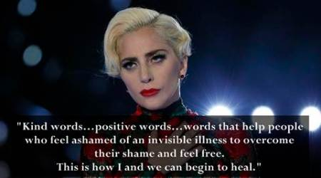 Lady Gaga pours her heart out in an open letter about her fight against PTSD