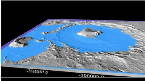 Liquid water carved deep canyons on Mars: Scientists