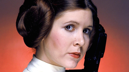 Fans want Carrie Fisher's Leia recognised as DisneyPrincess