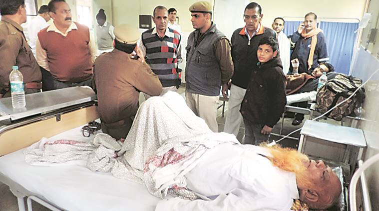 LASHKAR-E-TAIBA, LeT bomb maker, Panipat killing, child killing, Syed Abdul Karim Tunda, tunda attacked, indian express news, india news