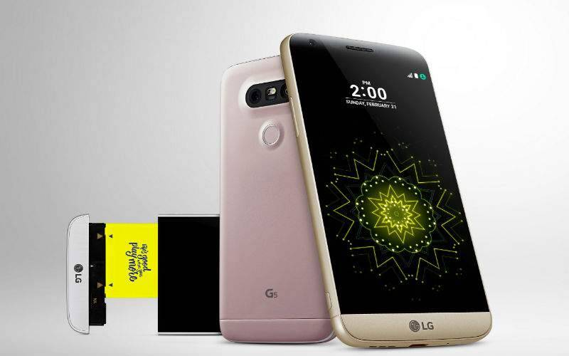 New LG G6 Renders Show That Modular Design is Not for LG