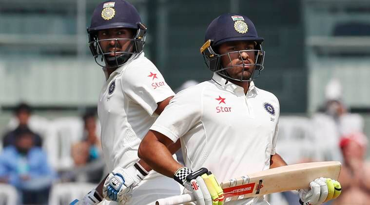 Karun Nair Scores Triple Ton On Day 4 Of India Vs England 5th Test As It Happened Sports News The Indian Express
