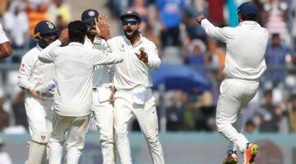 India have sights on victory vs England after Day 4