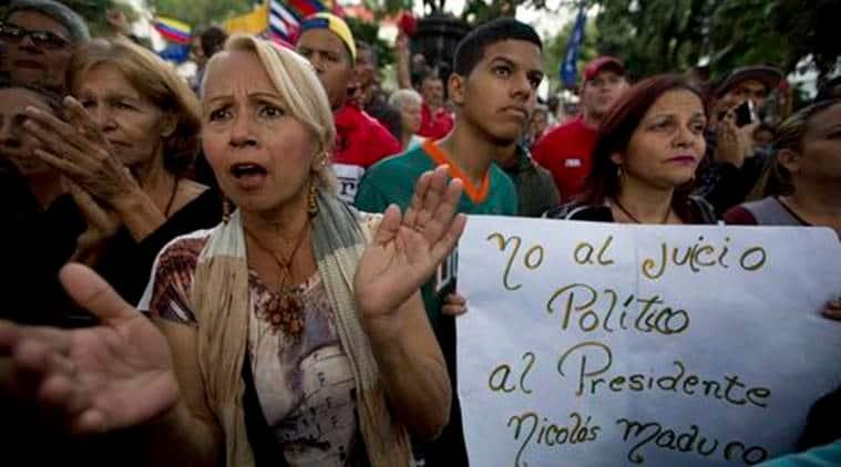 venezuela, maduro, nicolas maduro, colombia border venezuela, world news
