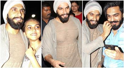When Ranveer Singh surprised his fans with his Befikre attitude