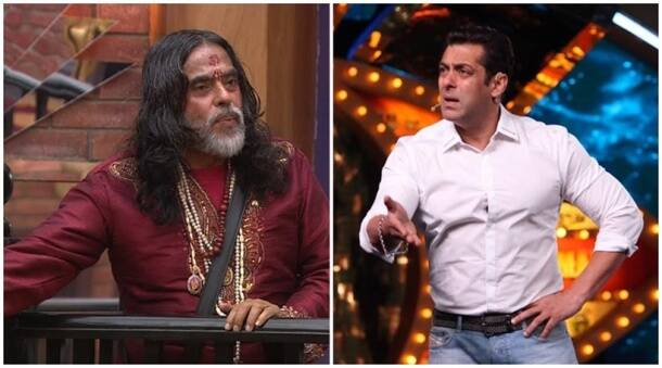 salman khan, swami om, bigg boss 10