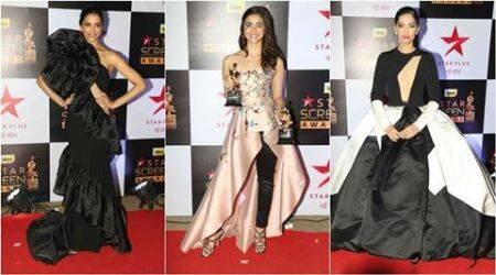 Star Screen Awards 2016: Deepika Padukone, Sonam Kapoor, Alia Bhatt, best and worst dressed Bollywood celebs
