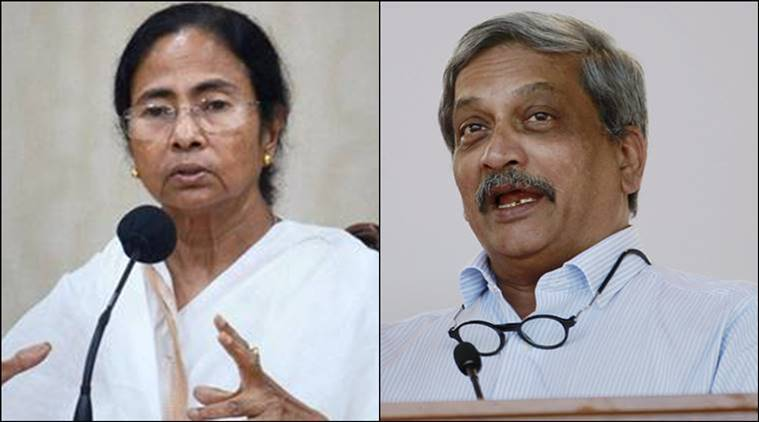 Mamata Banerjee, Army, West Bengal, Bengal Army, Bengal Army coup, Army coup, India army coup, Army in West Bengal, West Bengal army, parliament, tmc, tmc parliament, manohar parrikar, parrikar, West Bengal news, India news