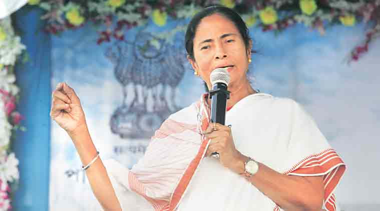 west bengal, mamata banerjee, CRPF, CRPF deployment, CRPF personnel payment, west bengal elections, toll case, Rajnath Singh, income tax officials, IT raid, bengal, indian express news, india news