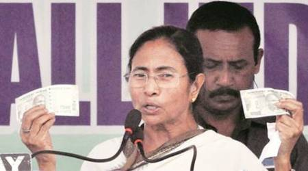 mamata banerjee, demonetisation, demonetisation mamata banerjee, demonetisation news, west bengal news, india news