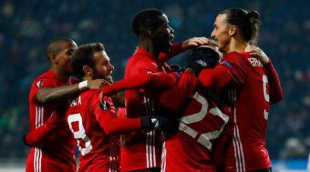 Man Utd beat Zorya 2-0 to advance in Europa League