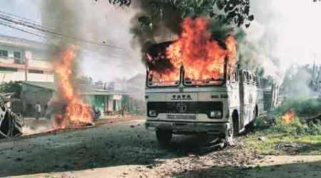 No untoward incident reported in Manipur, curfew relaxed