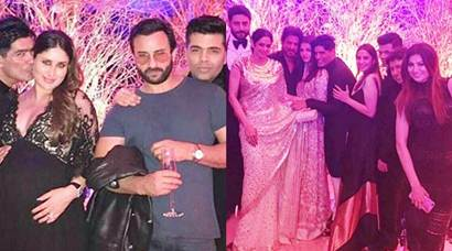 Inside pictures of Manish Malhotra's birthday bash just cannot be missed